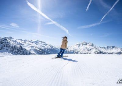 Ski Station la Rosière
