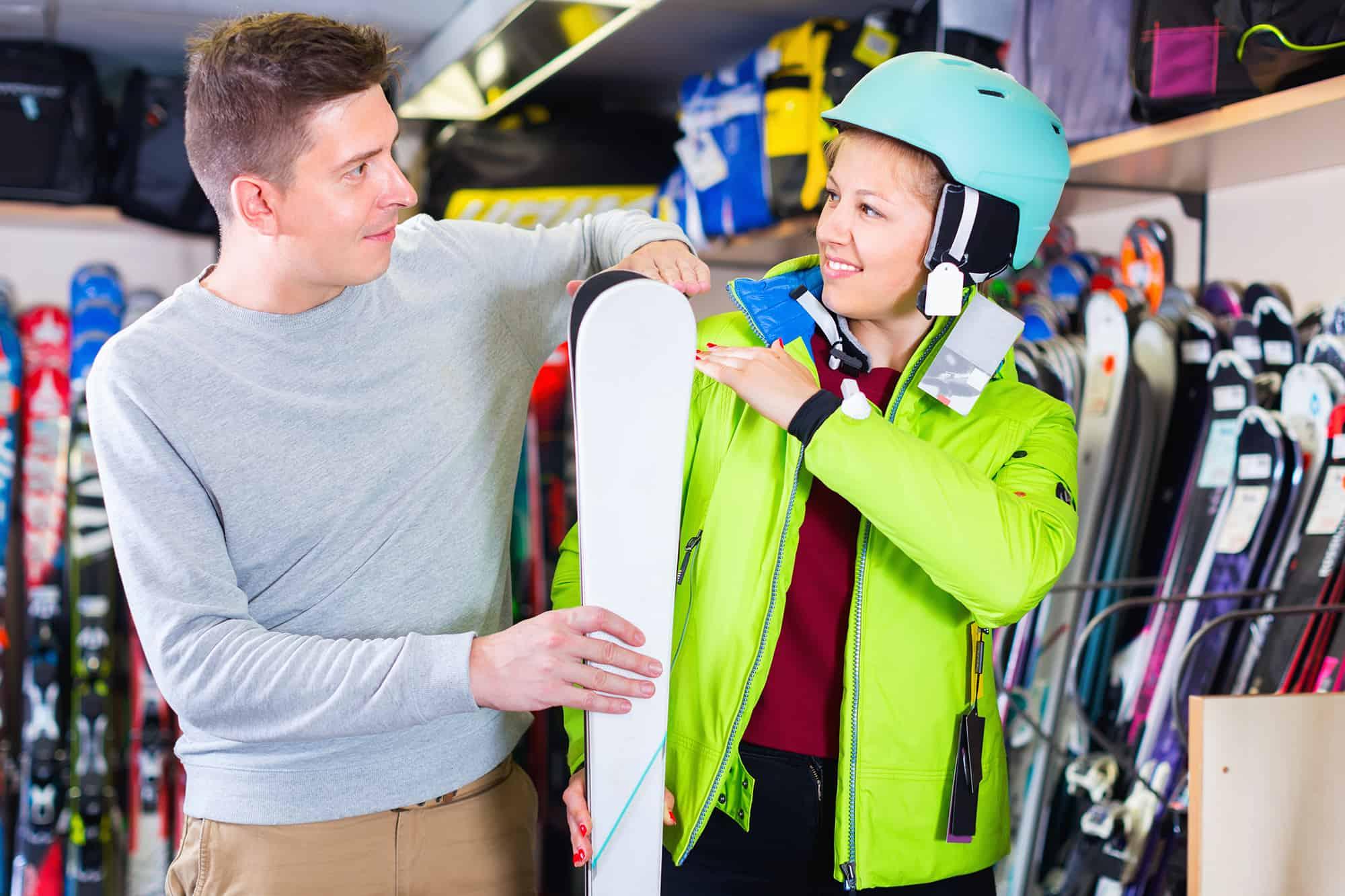 Conseils magasin de ski la rosière
