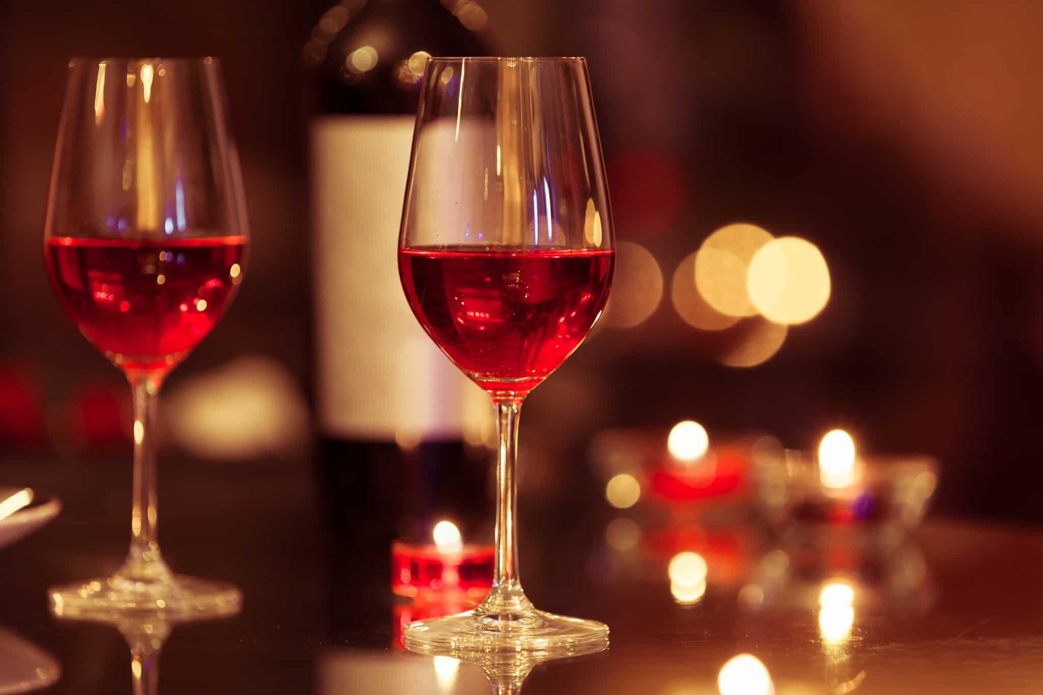 Restaurant en amoureux la rosière