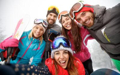 Un séjour au ski à la Rosière entre amis, c'est la vie !
