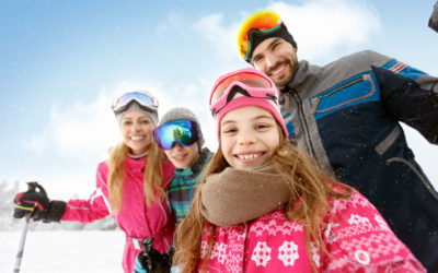 5 conseils pour réussir vos vacances en famille au ski à la Rosière