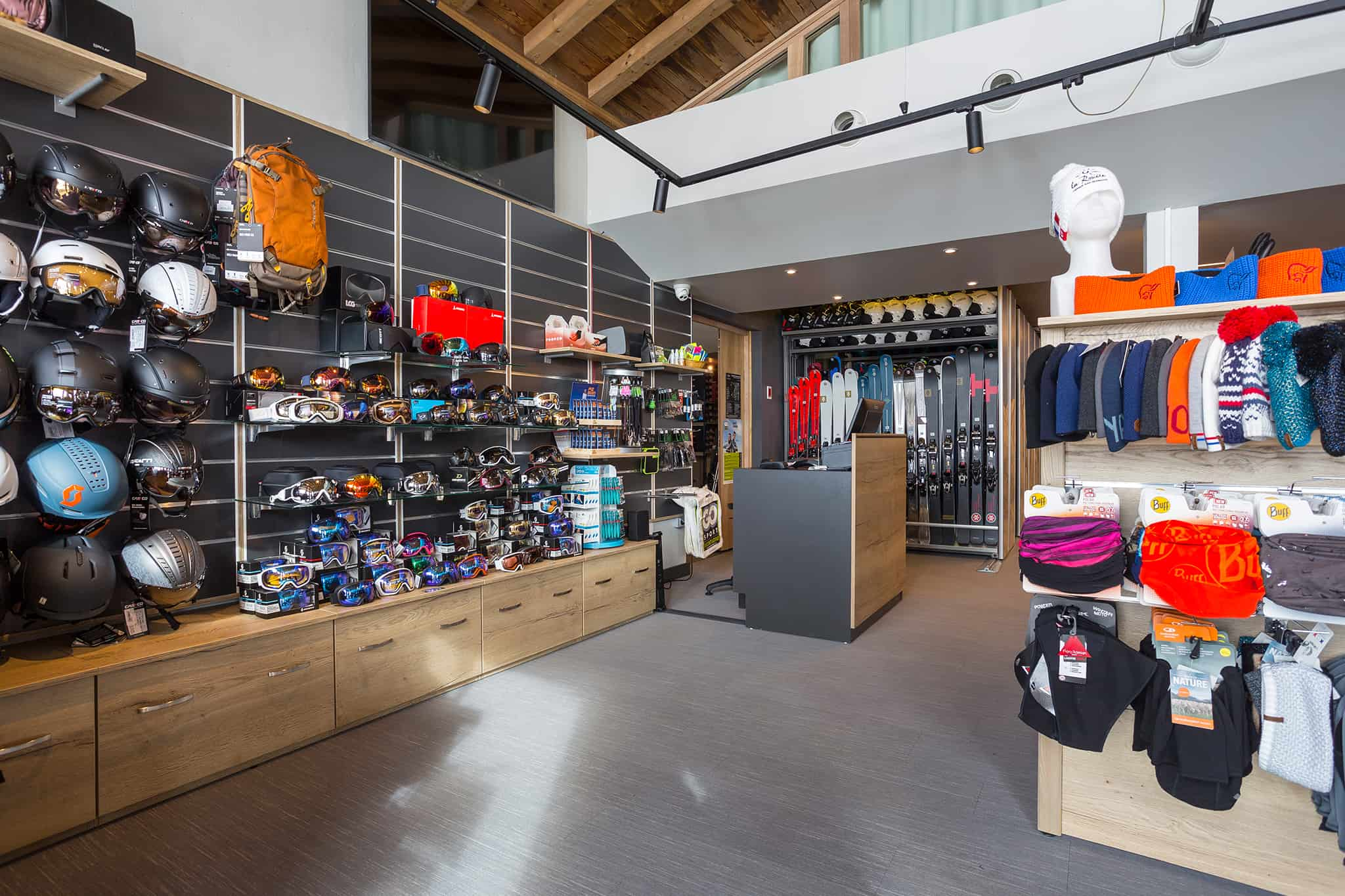 magasin sport location ski
