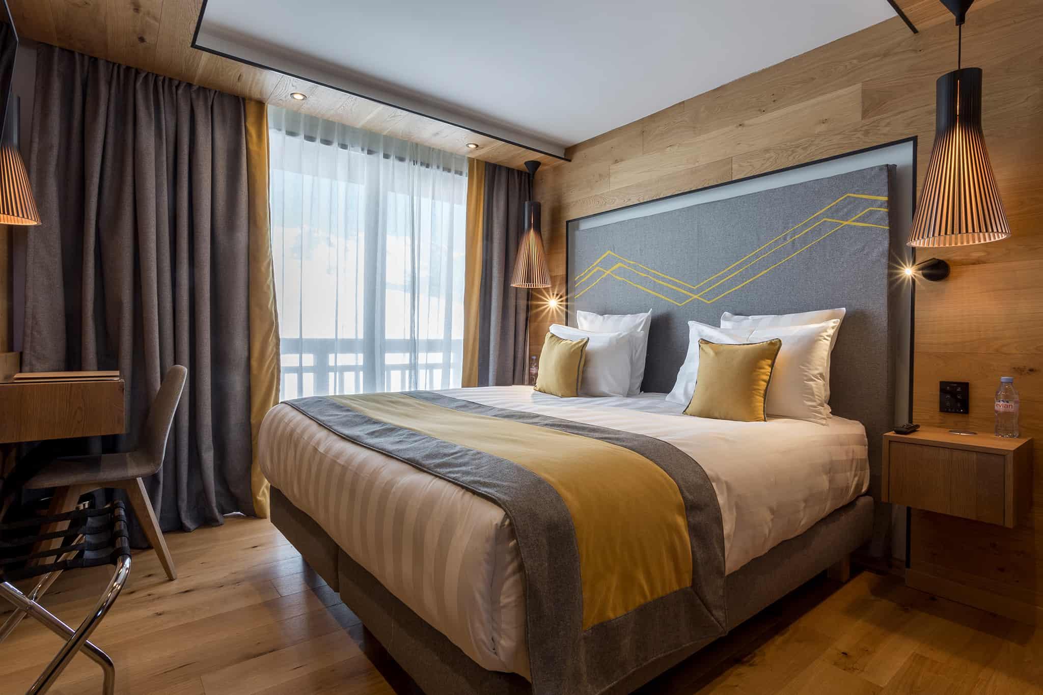 SUITE EXCELLENCE 90M2 - 9 - Hôtel Alparena