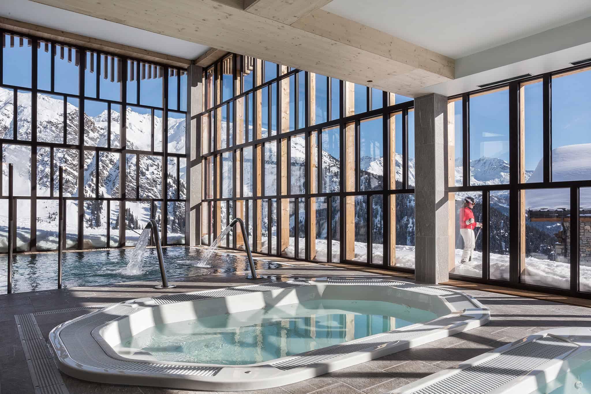 Bains – Bulles Espace Bien-être Hôtel Alparena