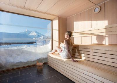 Sauna – 3 -Hôtel Alparena