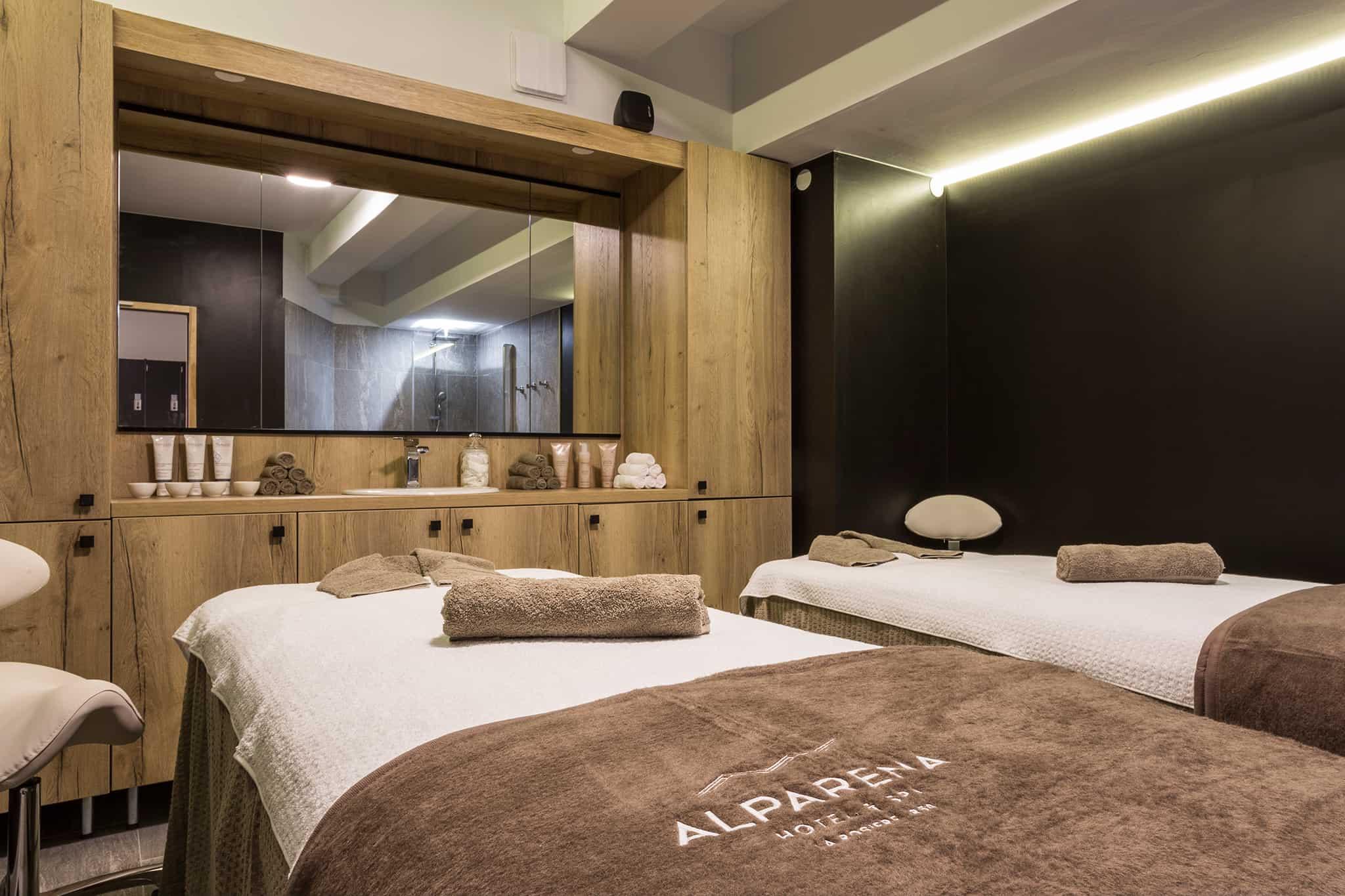 Spa -Soins - 1 - Hôtel Alparena