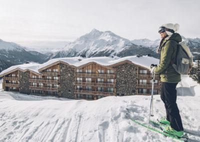hotel-alparena-vue-exterieur-ski