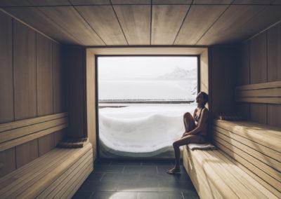 Sauna - 2 - Hôtel Alparena