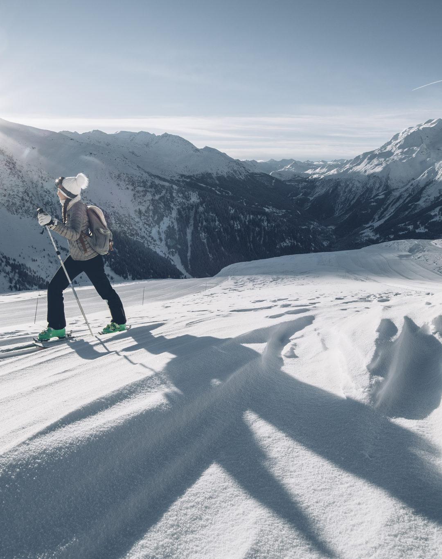 A quoi ressemble une journée Printemps du ski à la Rosière ?