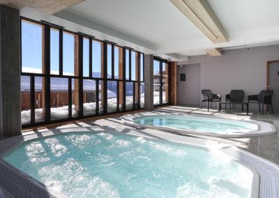 spa-bains-bulle Hôtel Alparena