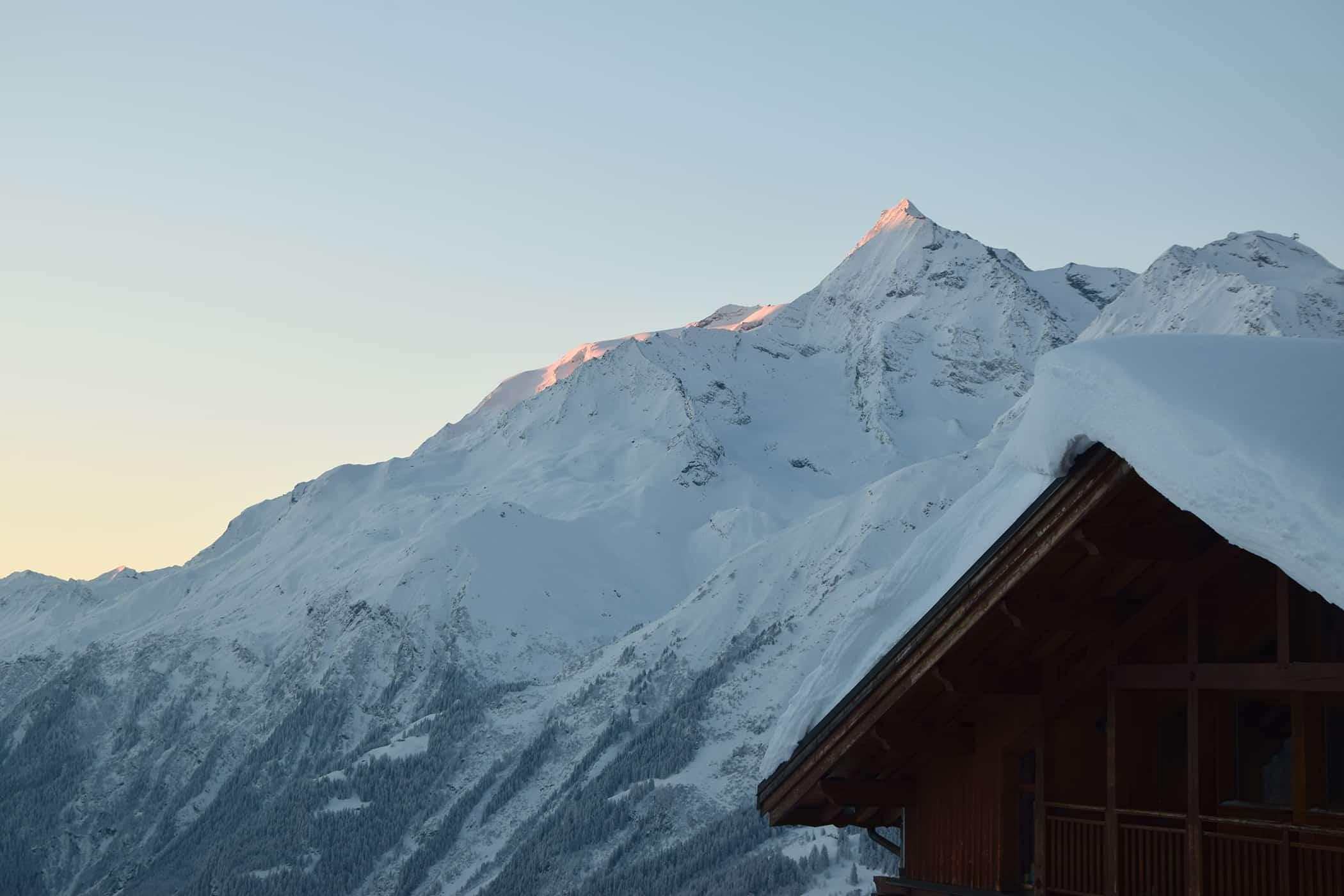 La Rosière chalet montagne