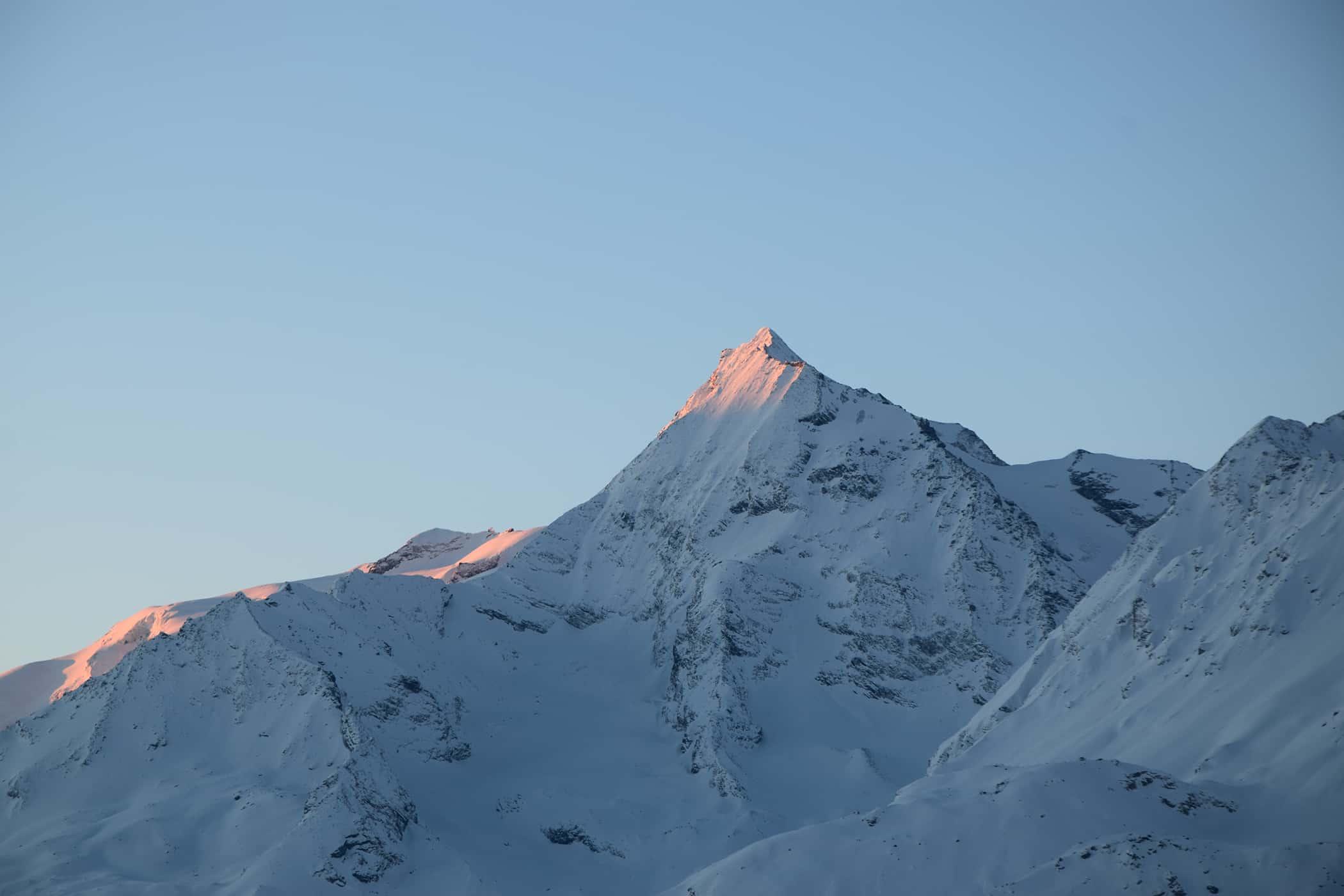 La Rosière mont pourri