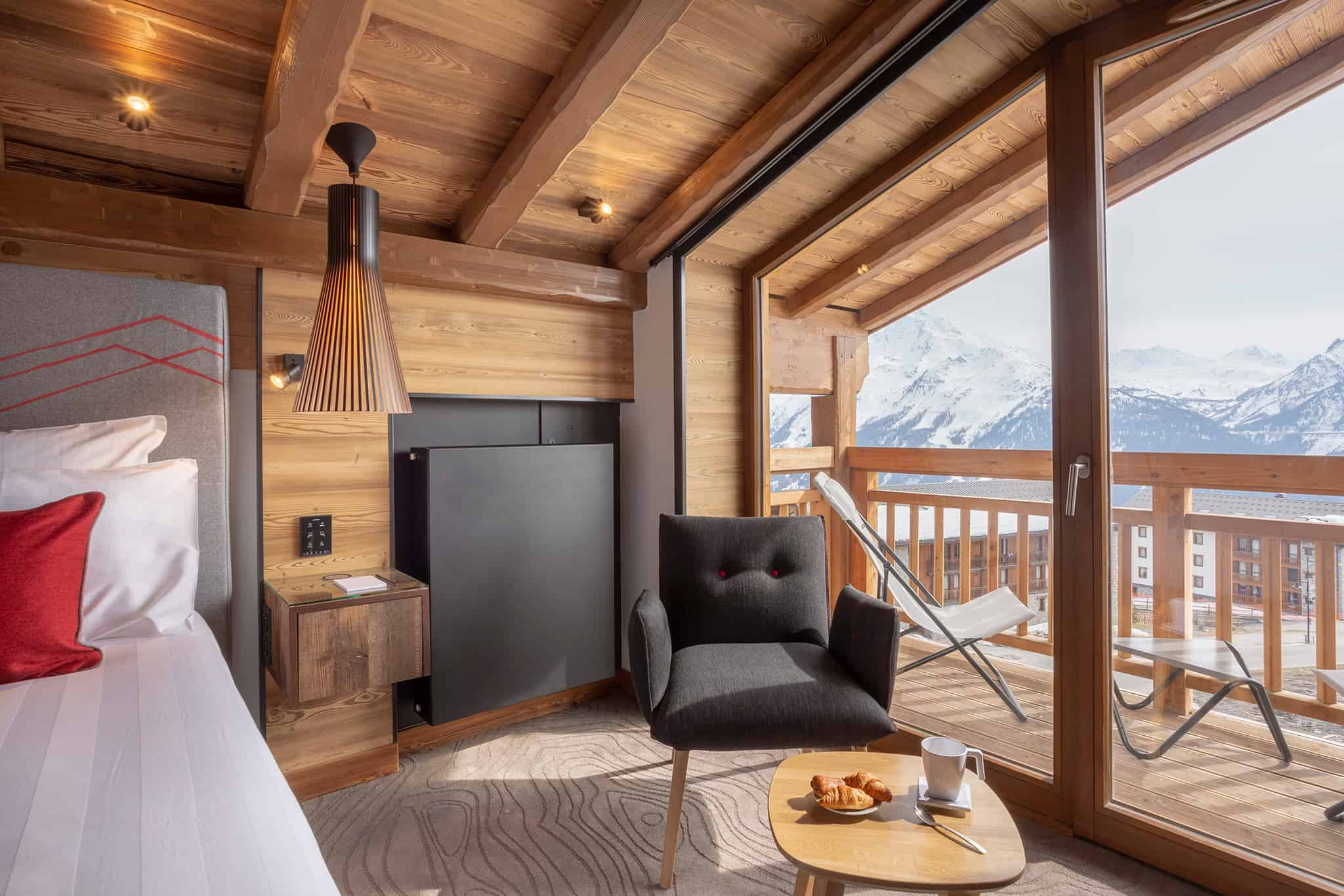 Hôtel Alparena and Spa **** la Rosiere